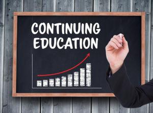 """continuing education"""